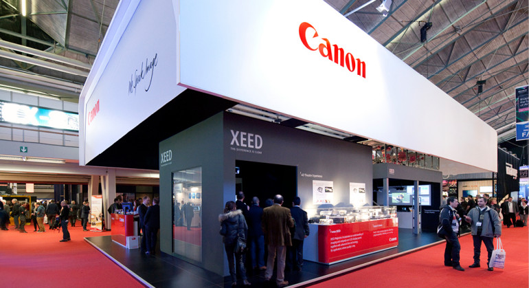 Canon @ ISE